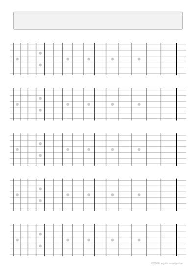 Guitar : guitar tablature blank sheets Guitar Tablature plus ...